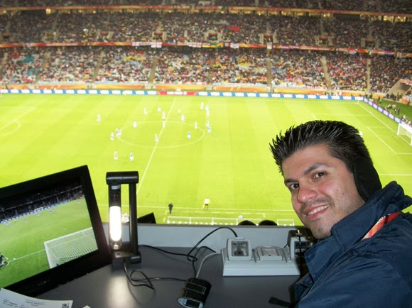 La Vinotinto en 2015 – Fútbol, con Ignacio Benedetti